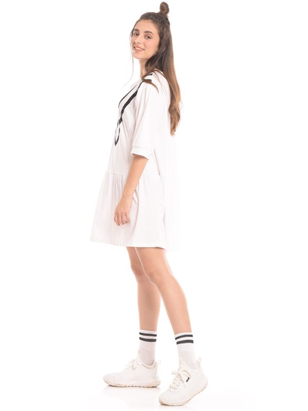 one gallery picture for Casual Tape Zip Maternity & Nursing Dress Baju Hamil & Menyusui