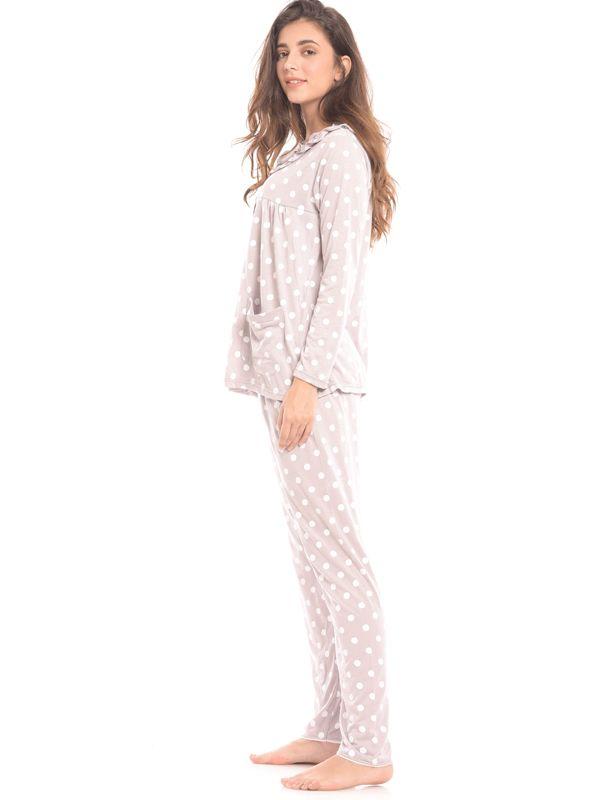 one gallery picture for Maternity Nursing Polkadot Printed Pjama Set Baju Hamil & Menyusui