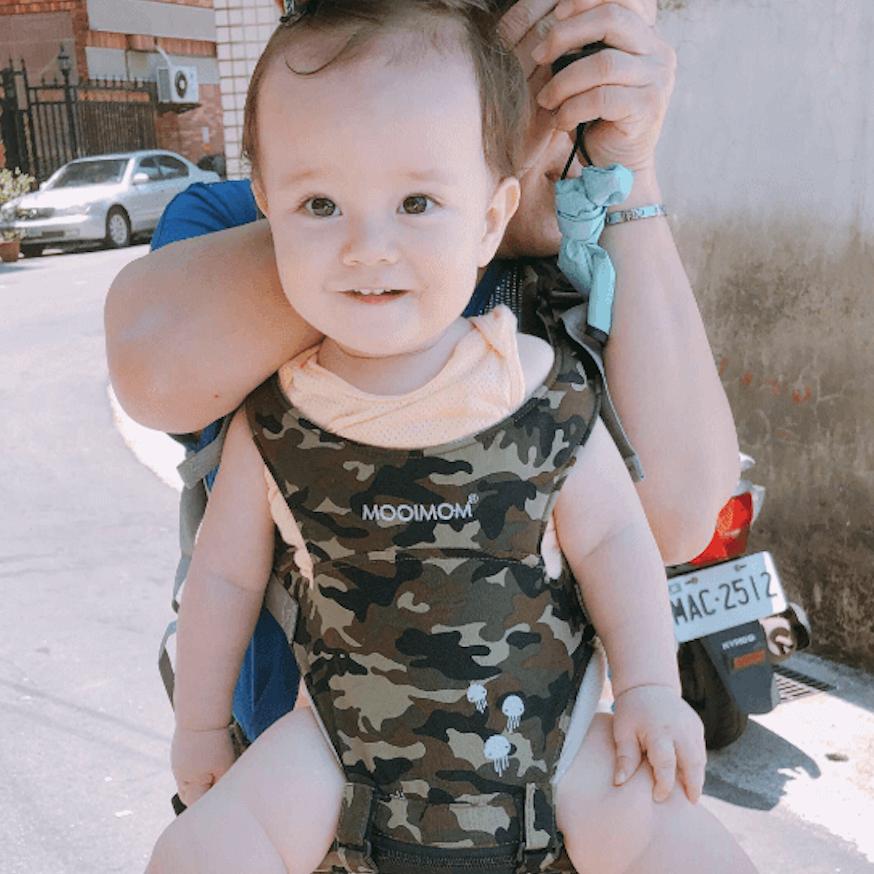 不腰痠背痛的坐墊式腰凳 - MOOIMOM 沐伊孕哺