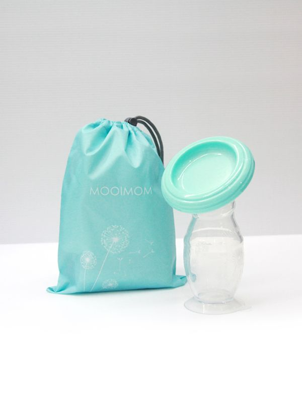 one gallery picture for MOOIMOM Silicone Breastpump Premium Pack