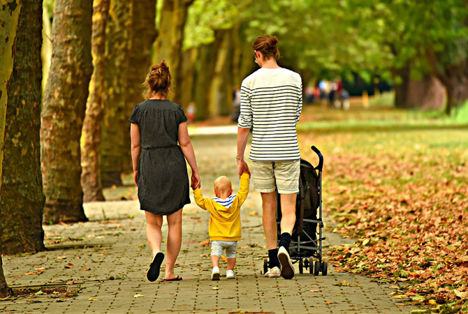 Apakah Si Kecil Sudah Siap Berjalan?