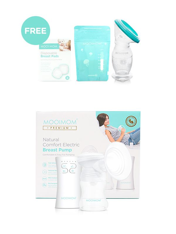 main mobile picture for Natural Comfort Electric Breast Pump Pompa ASI Elektrik