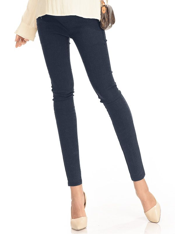 gallery picture of Supersoft Acid Wash Maternity Jeans Celana Jeans Hamil