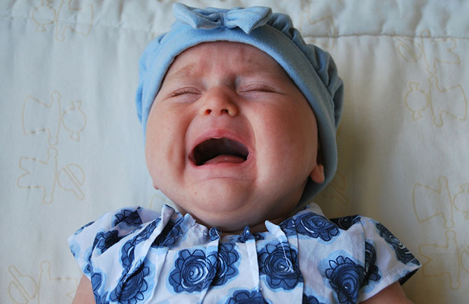 Penanggulangan Awal pada Bayi Mencret