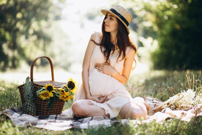 Yuk, Selalu Tampil Cantik Saat Hamil Moms