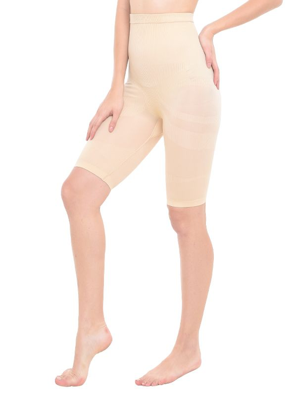 one gallery picture for High-Waist Thigh Shaper Pants - Celana Pelangsing