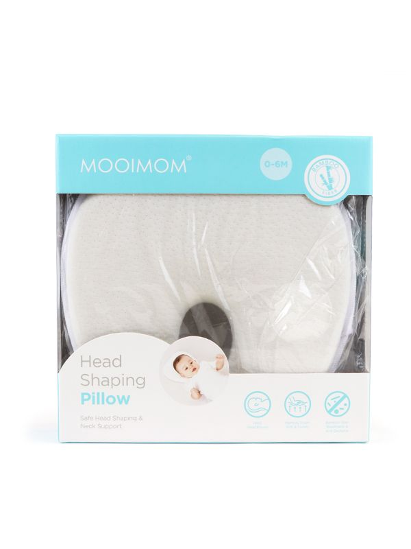 one gallery picture for MOOIMOM Head Shaping pillow - Bantal Bayi