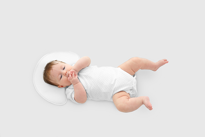 Moms, Begini Caranya Memilih Bantal Bayi