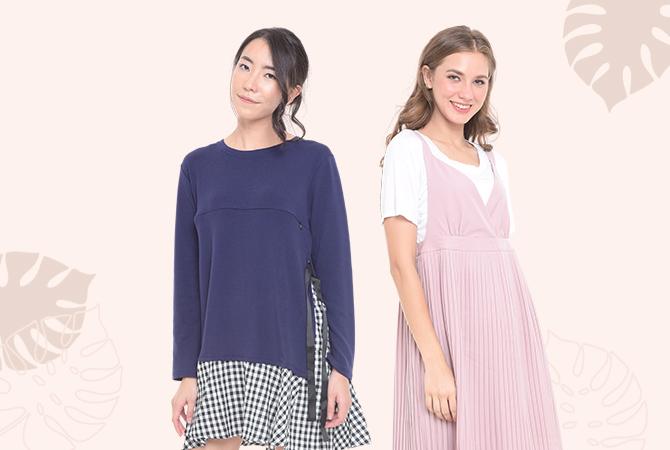 Tips Memilih Baju Hamil yang Nyaman dan Stylish