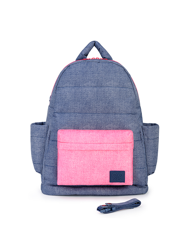 gallery picture of CIPU Airy Backpack ECO Denim Pink