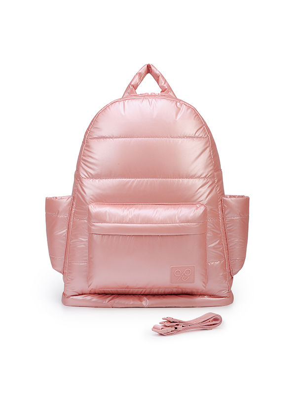 one gallery picture for CIPU Airy Backpack ECO Rose Gold