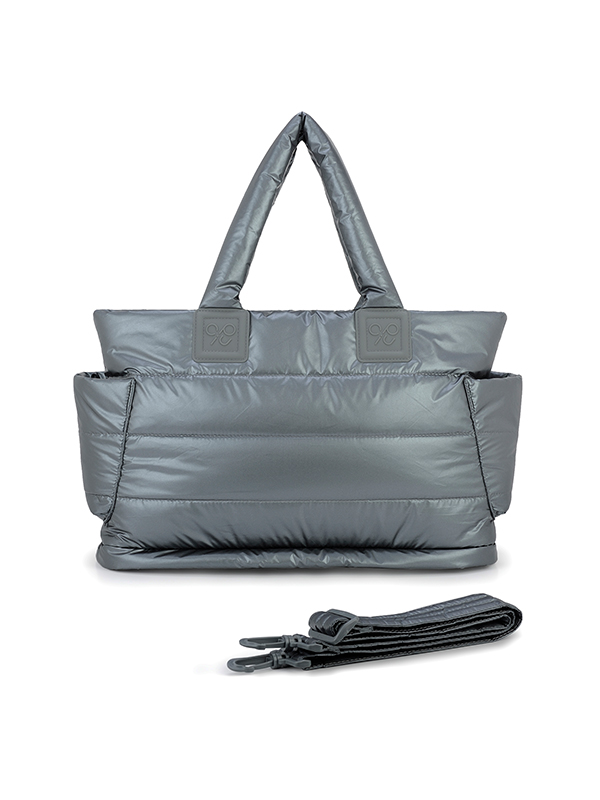 one gallery picture for CIPU Airy Tote Bag ECO Smokey Grey