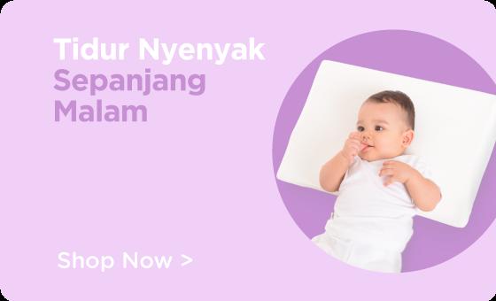 Bantal, Bayi, Pillow, anti gumoh, Bantal Nyaman untuk bayi, Bantal anti peyang, kualitas terbaik, jual online bantal bayi