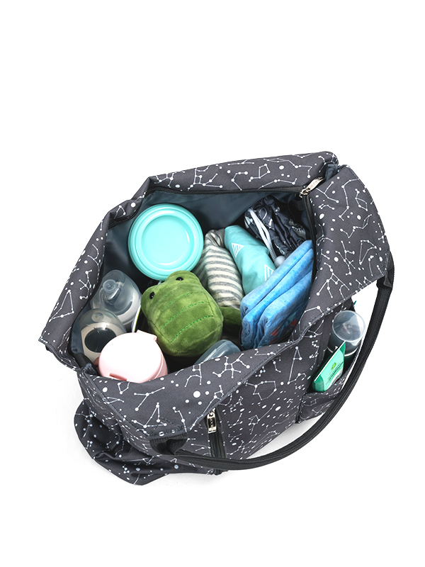 one gallery picture for MOOIMOM Tote Diaper Bag