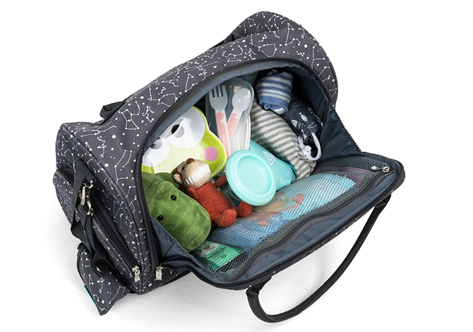 Moms, Ini Dia Tips Memilih Diaper Bag Agar Sesuai dengan Kebutuhan