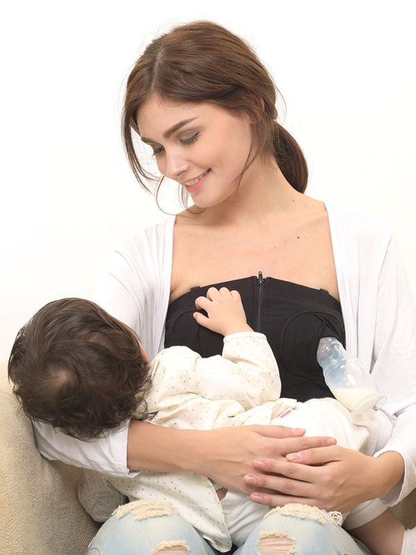 one gallery picture for MOOIMOM New Silicone Breast Pump + Free Lid Pompa ASI Silikon Ibu Menyusui