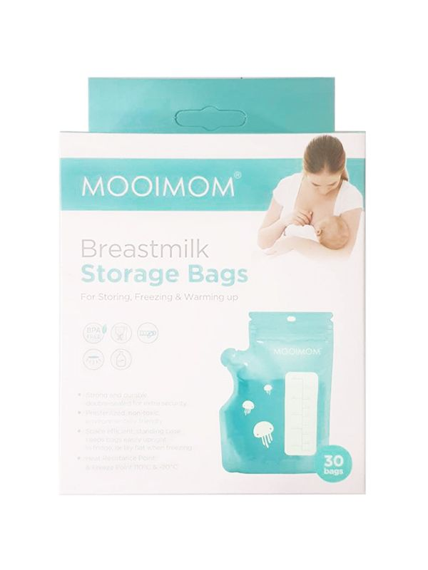 one gallery picture for New Breastmilk Storage Bags 250ml - Kantong ASI
