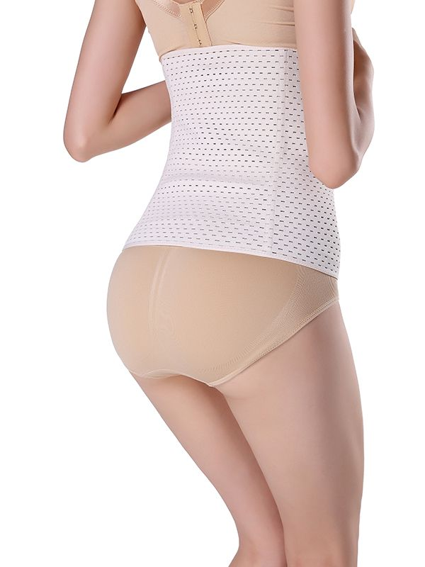 one gallery picture for MOOIMOM Breathable Boned Corset Korset Pelangsing Pasca Melahirkan