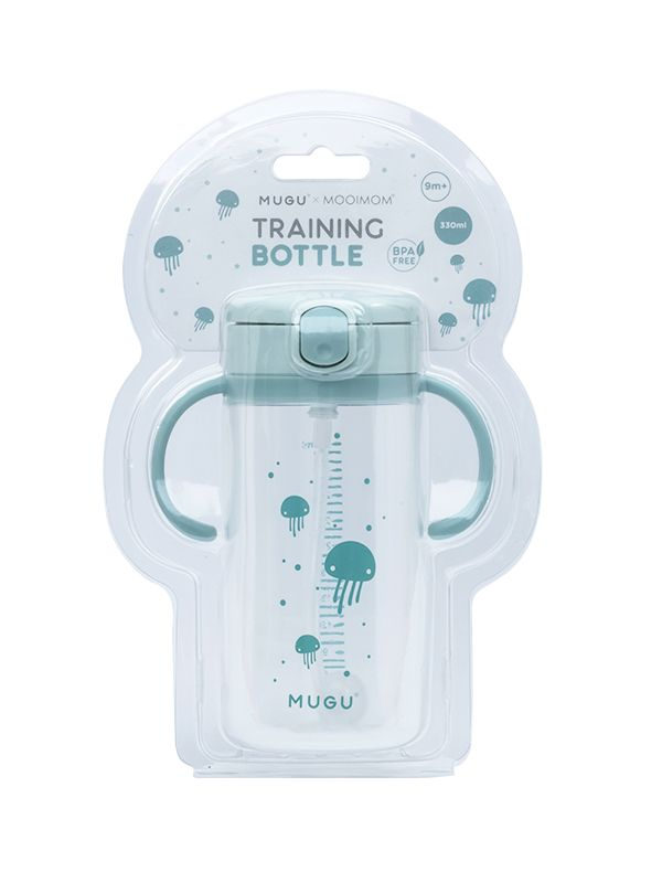 one gallery picture for MUGU® Training Bottle 330ml - Botol Minum Anak