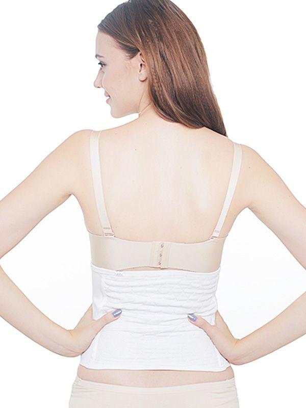 one gallery picture for Postpartum Gauze Belt-3 stage / Korset Pelangsing