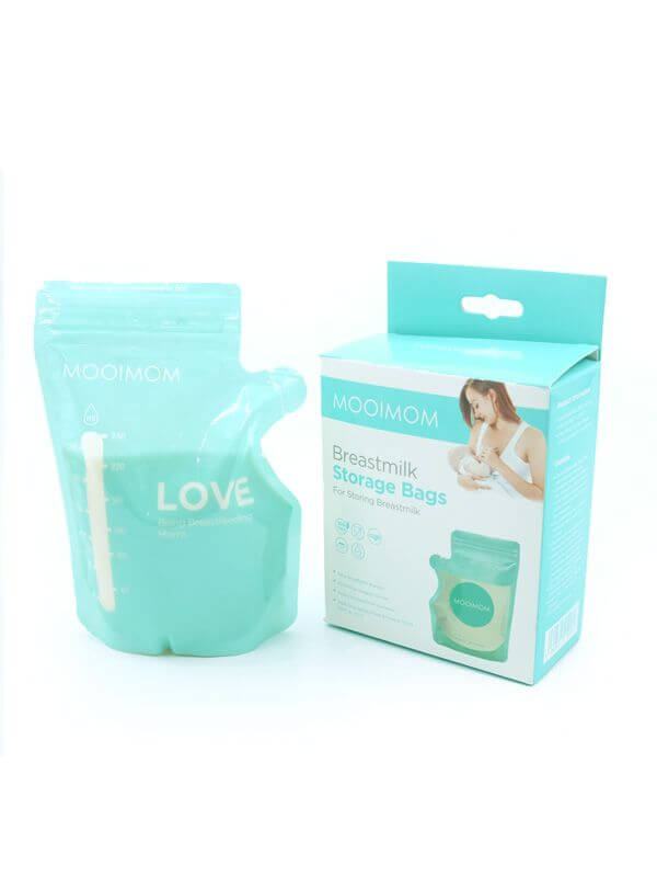one gallery picture for Breastmilk Storage Bags 250ml Kantong ASI