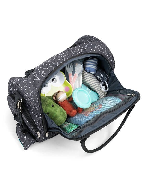 one gallery picture for MOOIMOM Travel Diaper Bag