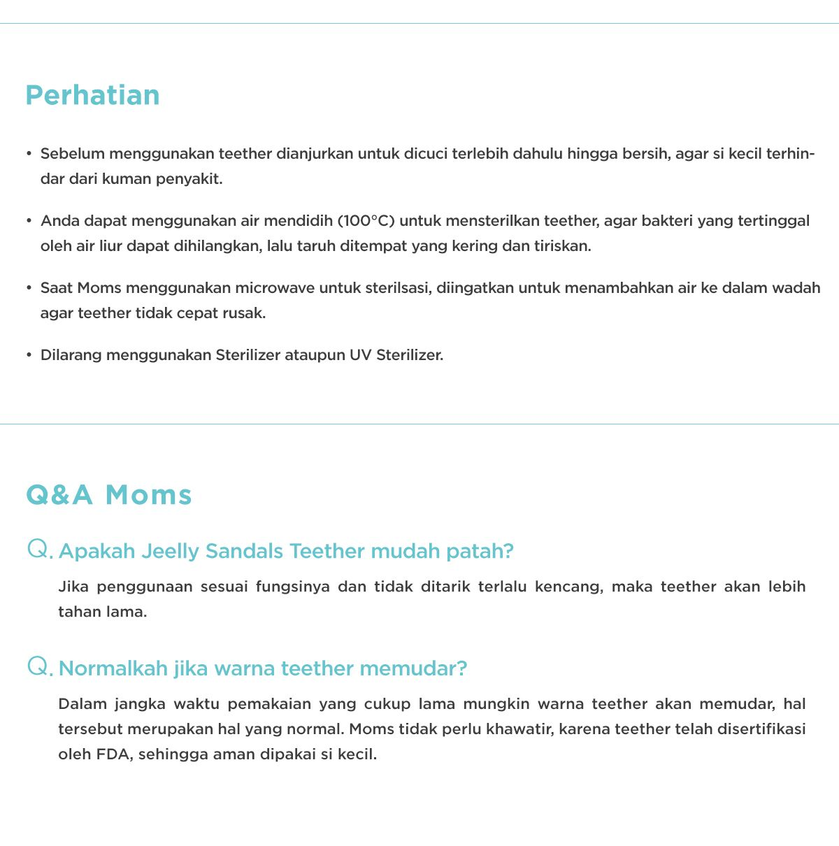 jual teether murah online