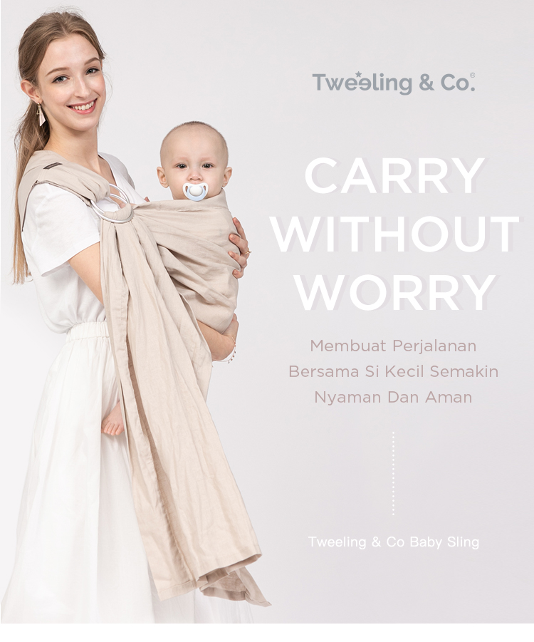 kv tweeling & co carry without worry
