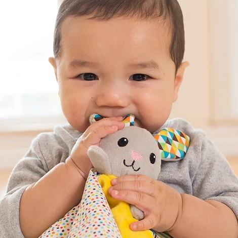 Kenapa Bayi Suka Gigit Teether ?