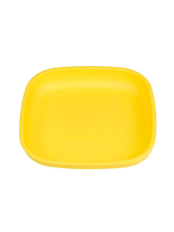 one gallery picture for Re-Play Piring Makan Plastik Daur Ulang -7 Flat Plate
