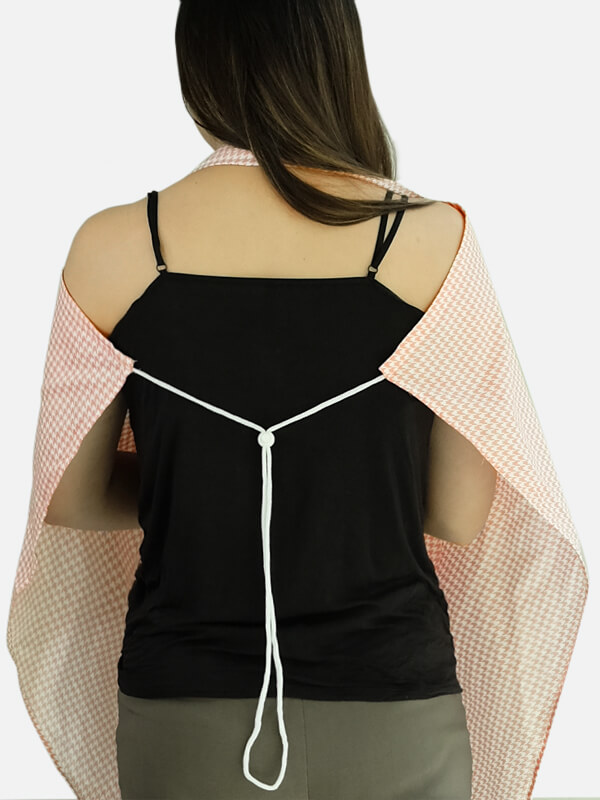 one gallery picture for MOOIMOM Apron Celemek Menyusui - Breastfeeding Nursing Cover G00801