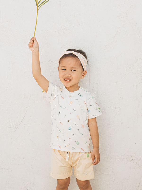 one gallery picture for HAMAKO Unisex Top and Short