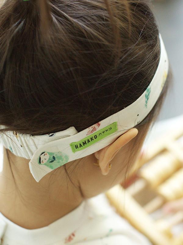one gallery picture for [Hamako] Bando Bayi Mini Ribbon Headband