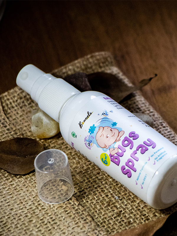 one gallery picture for BONNELS Bugs Away Spray 60ml