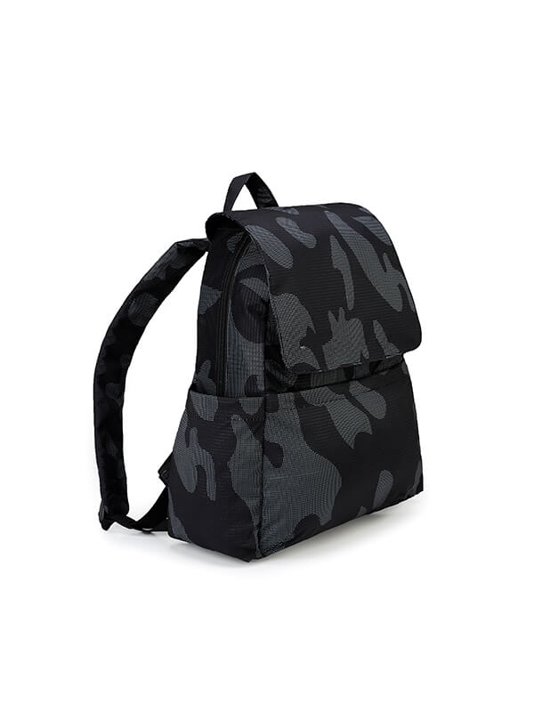 one gallery picture for [CIPU] Light Backpack Black Camouflage M