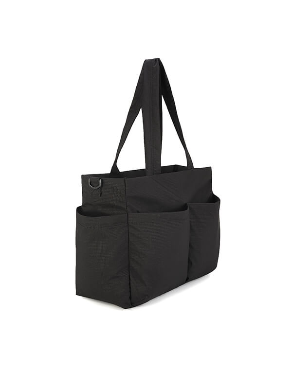 one gallery picture for [CIPU] Light Tote Bag Simple Black L