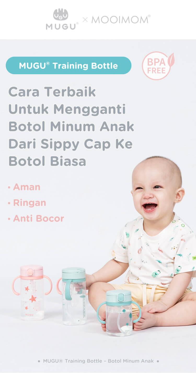 botol bayi ringan anti bocor