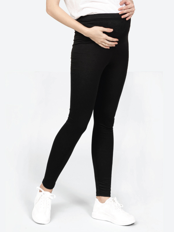 one gallery picture for MOOIMOM Leggings High Waist - Celana Ibu Hamil