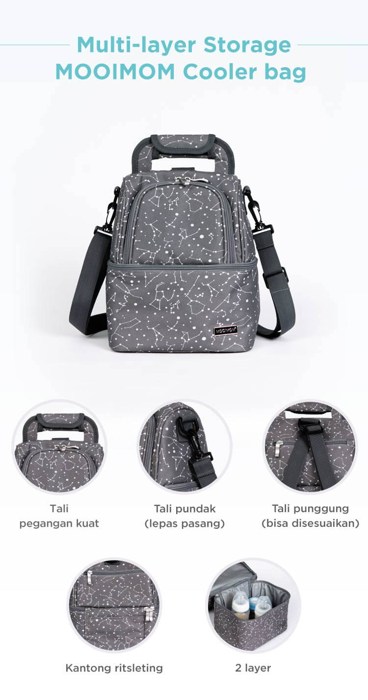 multi layer cooler bag