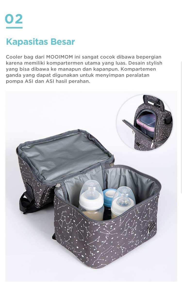 tas popol bayi kapasitas besar
