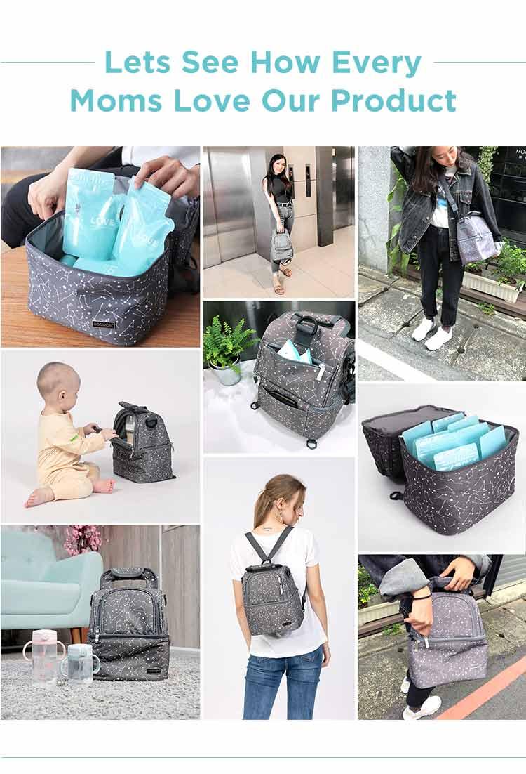 tas popok rekomendasi untuk ibu