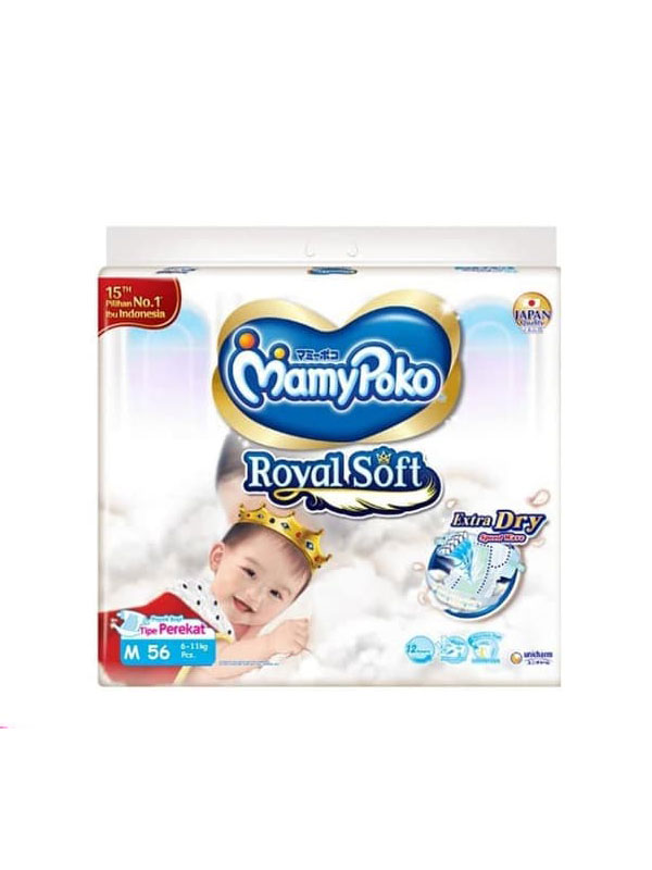 one gallery picture for MAMYPOKO Pants Royal Soft M56