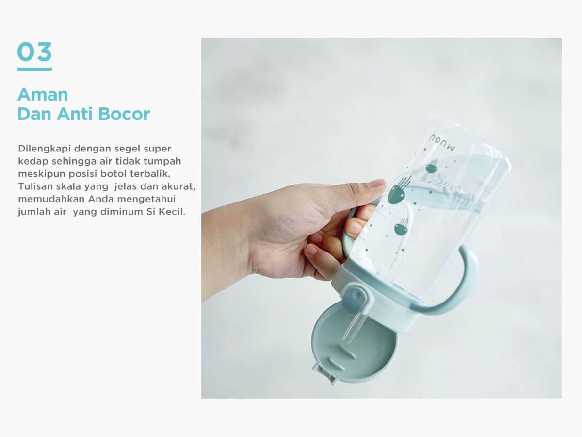 botol anak anti bocor