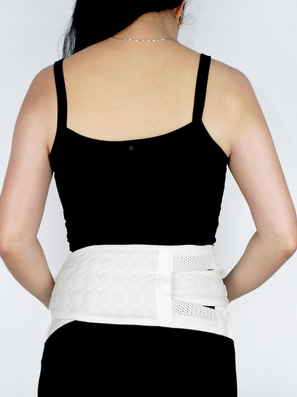 one gallery picture for MOOIMOM White Maternity Belt