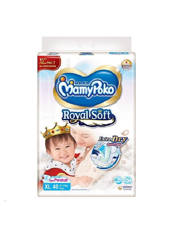 one gallery picture for MAMYPOKO Pants Royal Soft XL40