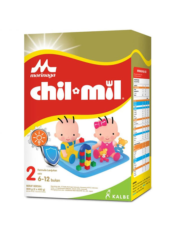 one gallery picture for MORINAGA Chil Mil Gold 800gr 6-12M