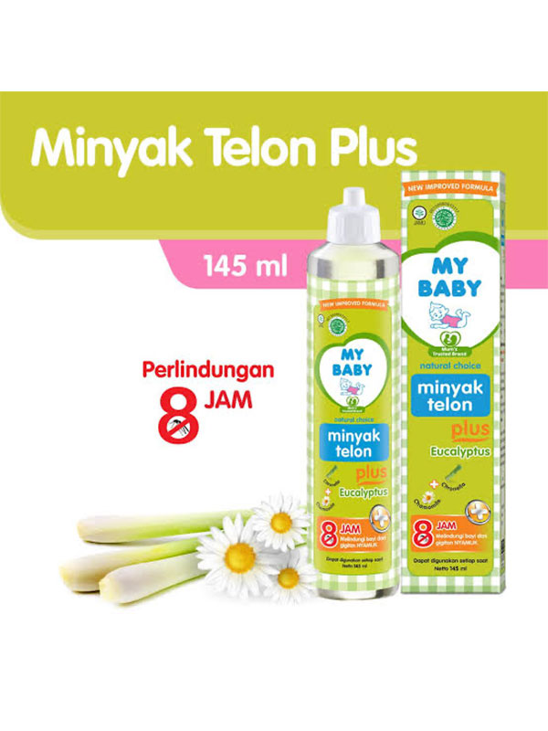 one gallery picture for MY BABY Minyak Telon Plus 145 ml