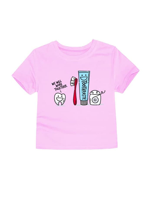 one gallery picture for LITTLE FRESCO T-Shirt Anak Toothpaste