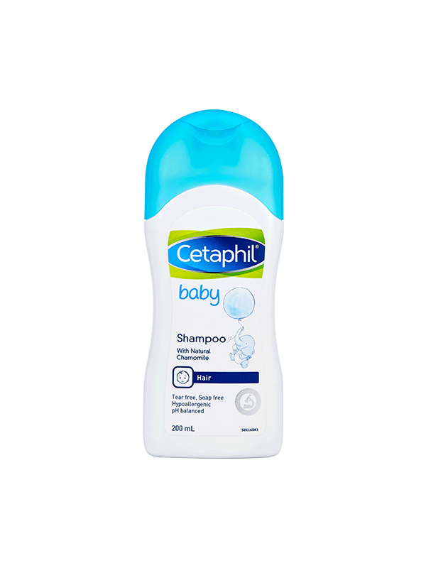 one gallery picture for CETAPHIL Baby Shampoo 200 Ml