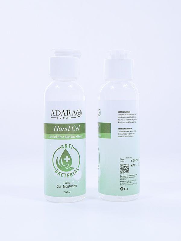one gallery picture for ADARA Hand Sanitizer with Skin Moisturizer